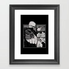 thug life #2 Framed Art Print