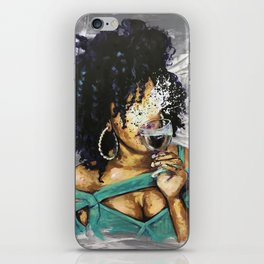 Naturally L iPhone Skin