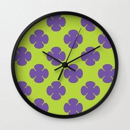 Patrick's clothes Wall Clock