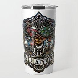 N B A - EAST - Atlantic Division Travel Mug