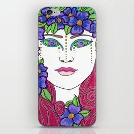 Antheia iPhone Skin