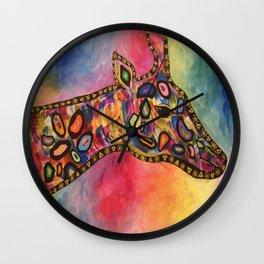 popJI Wall Clock