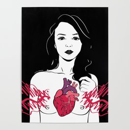 My heart is exploding Poster