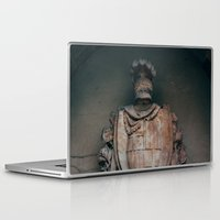 shield Laptop & iPad Skins featuring Shield by HMS James