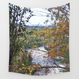From the Forest to the Sea Wall Tapestry