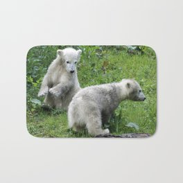 Polarbear20150305 Bath Mat