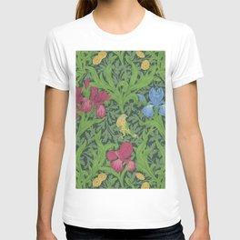 """William Morris """"Iris"""" 3. T-shirt"""