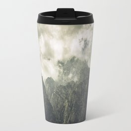 Over the mountains Travel Mug