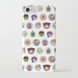 Planet Express Crew iPhone Case