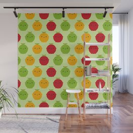 Cutie Fruity Wall Mural
