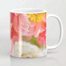 My Little Peonies Coffee Mug