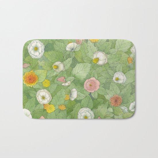 Secret Garden Bath Mat