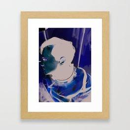 You're insane Framed Art Print