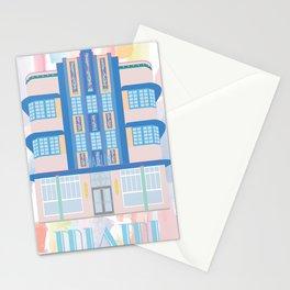 Miami Landmarks - Marlin Stationery Cards