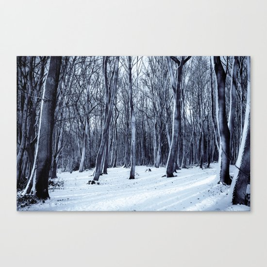 We Are The Trees Canvas Print