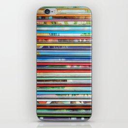 colorful children books iPhone Skin