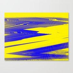 Digital Died/Sour Canvas Print