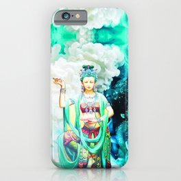The Goddess of Mercy iPhone Case