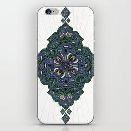 Lively Earth Mandala - v.2 iPhone Skin