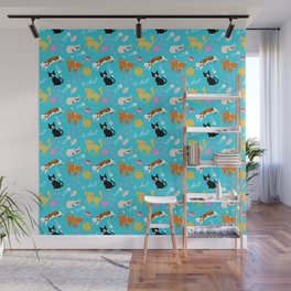 Le Chat Wall Mural