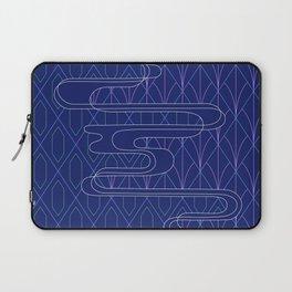 Sashiko Diamonds Laptop Sleeve