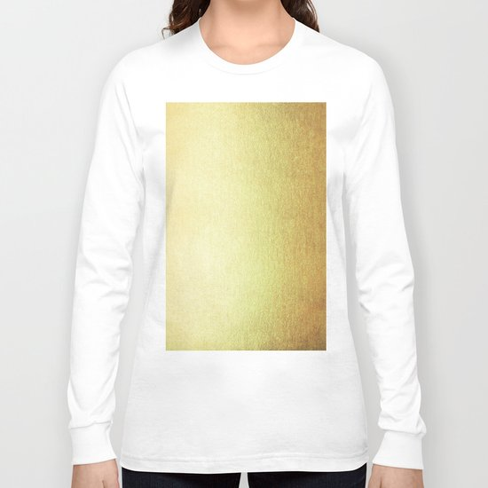 Simply 24K Gold Long Sleeve T-shirt