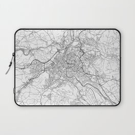 Bern Map Line Laptop Sleeve