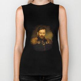 Ricky Gervais - replaceface Biker Tank