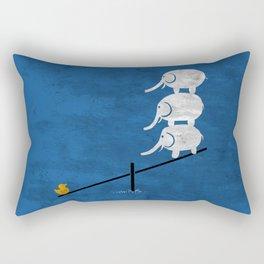 No balance Rectangular Pillow