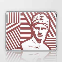 Gods Geometric - Ares Laptop & iPad Skin