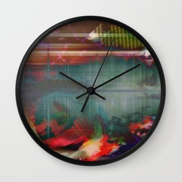Invent The Future Wall Clock