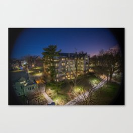 Witherspoon Hall at Princeton University Canvas Print