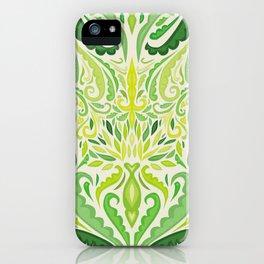 Art Nouveau: Dandelion iPhone Case