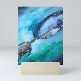Sea Love Mini Art Print