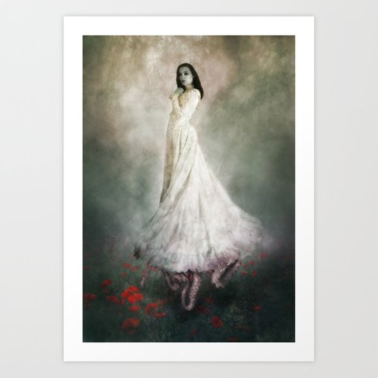 Grave Dancer Art Print