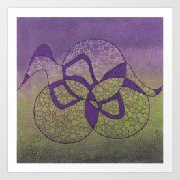 Serpentine 2 Art Print