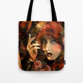 Experiment -Lillian Gish- Tote Bag