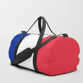 Flag of France, Authentic color & scale Duffle Bag