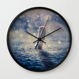 First Steps Wall Clock