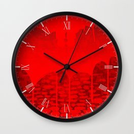Killer Street Wall Clock