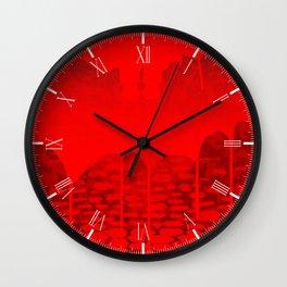 Killer Street Wall Clock