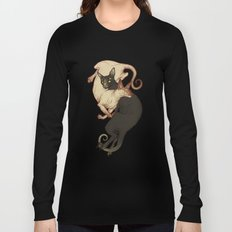 Monster Kitties Long Sleeve T-shirt