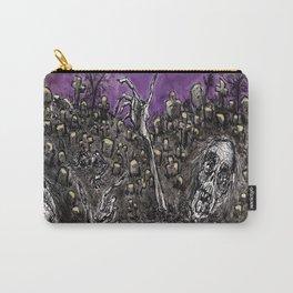 Zombies....Braaaiiinnnnsss!!! Carry-All Pouch
