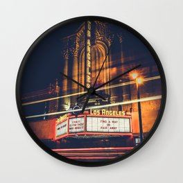 Chaos is for those who need it Wall Clock