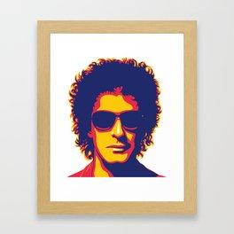 Gustavo Framed Art Print
