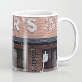 BBQ Crab Coffee Mug