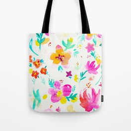 A Little Tropical Tote Bag