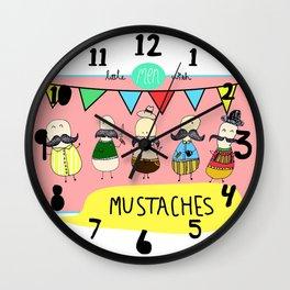 Little Men Wall Clock