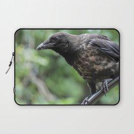 Black Crow Raven Laptop Sleeve