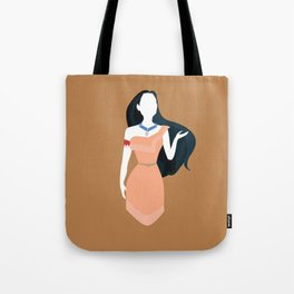 Pocahontas Disney Princess Tote Bag